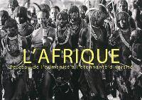 L'Afrique : berceau de l'humanité à l'étonnante diversité