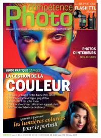 Compétence photo. n° 50, La gestion de la couleur