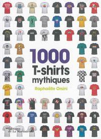1.000 t-shirts mythiques