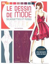 Le dessin de mode : silhouettes et poses