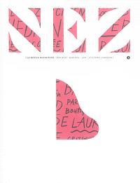Nez : la revue olfactive. n° 1