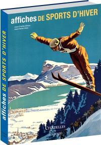 Affiches de sport d'hiver
