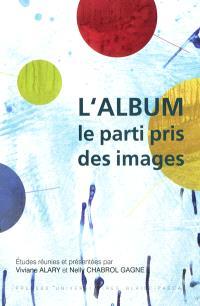 L'album : le parti pris des images