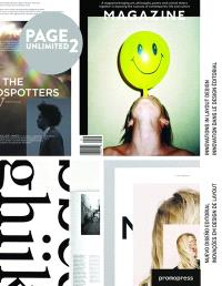 Page unlimited : innovations in layout design = Innovation dans le design éditorial = Nuevo diseno editorial = Nuovo design editoriale