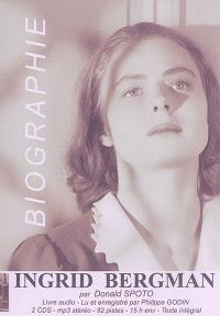 Ingrid Bergman : biographie