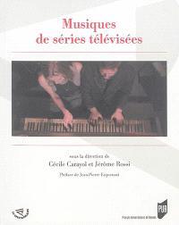 Musiques de séries télévisées