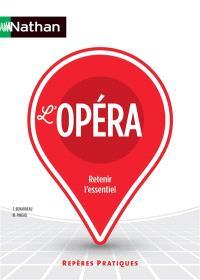 L'opéra : retenir l'essentiel