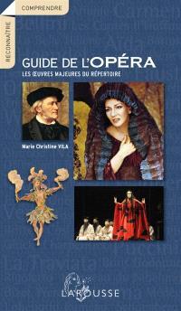 Guide de l'opéra : les oeuvres majeures du répertoire