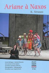 Avant-scène opéra (L'). n° 282, Ariane à Naxos