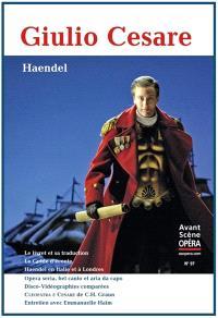 Avant-scène opéra (L'). n° 97, Giulio Cesare