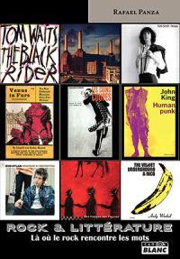 Rock & littérature : là où le rock rencontre les mots