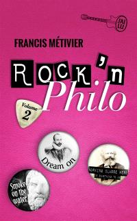 Rock'n philo. Volume 2