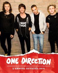 One Direction  : l' annuel officiel 2016