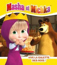 Masha et Michka, Masha et la galette des Rois !
