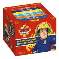 Sam le pompier : ma première bibliothèque