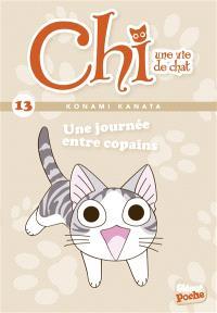 Chi, une vie de chat. Volume 13, Une journée entre copains