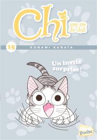 Chi, une vie de chat. Volume 15, Un invité surprise !