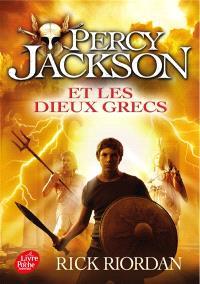 Percy Jackson. Volume 6, Percy Jackson et les dieux grecs