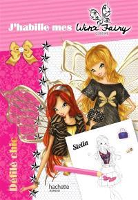 J'habilles mes Winx Fairy Couture : défilé chic