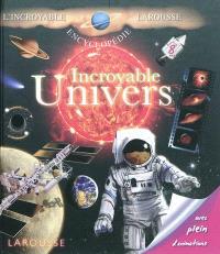 Incroyable univers