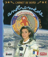 Andromède : carnet de bord