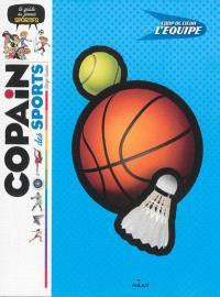 Copain des sports : le guide des jeunes sportifs