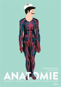 Anatomie : découpes et animations pour regarder le corps à la loupe