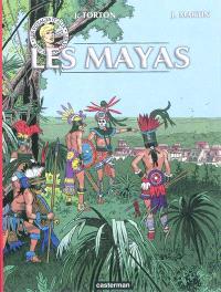 Les voyages d'Alix, Les Mayas