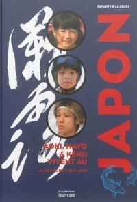 Aoki, Hayo & Kenji vivent au Japon