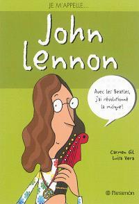 Je m'appelle John Lennon