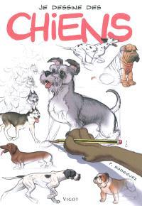 Je dessine des chiens
