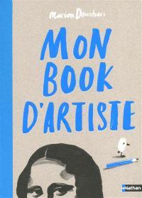 Mon book d'artiste