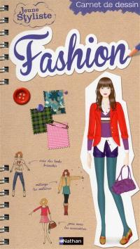 Jeune styliste : carnet de dessin, Fashion