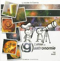 Cahier de (g)astronomie