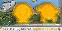 Les biscuits de M. Heureux : 5 recettes pour nos goûters heureux
