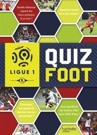 Ligue 1 : quiz foot