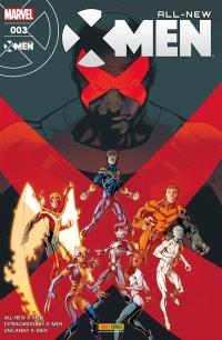 All-New X-Men. n° 3, Extraordinary X-Men. All-New X-Men. Uncanny X-Men