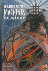Schuiten & Peeters, machines à dessiner