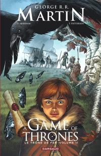 A game of thrones : le trône de fer. Volume 6