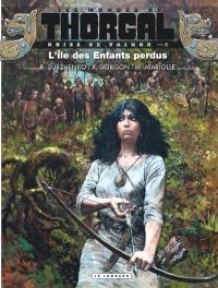 Les mondes de Thorgal, Kriss de Valnor. Volume 6, L'île des enfants perdus
