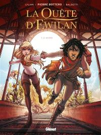La quête d'Ewilan. Volume 2, Akiro