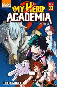 My hero academia. Volume 3, All might
