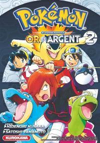 Pokémon : la grande aventure : Or et Argent. Volume 2