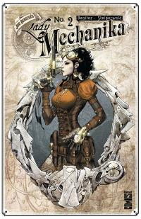 Lady Mechanika. Volume 2, Révélations