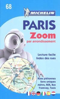 Paris : zoom par arrondissement