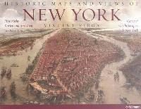 Historic maps and views of New York = Historische Karten und Ansichten von New York = Cartes et vues historiques de New York