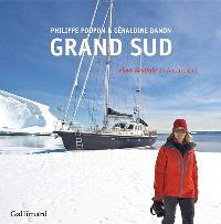 Grand Sud : Fleur Australe en Antarctique