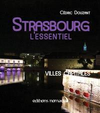 Strasbourg : l'essentiel