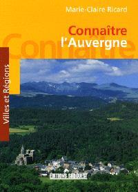 Connaître l'Auvergne