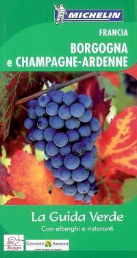 Borgogna e Champagne-Ardenne